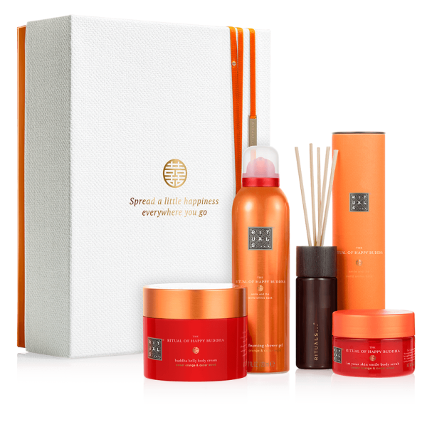 The Ritual of Happy Buddha | Large Giftset